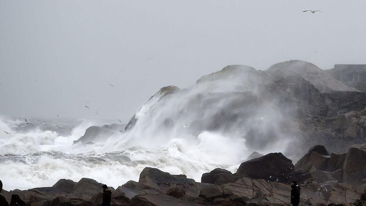 La borrasca Brendan rompe la estabilidad: se avecinan viento y lluvias a partir del lunes