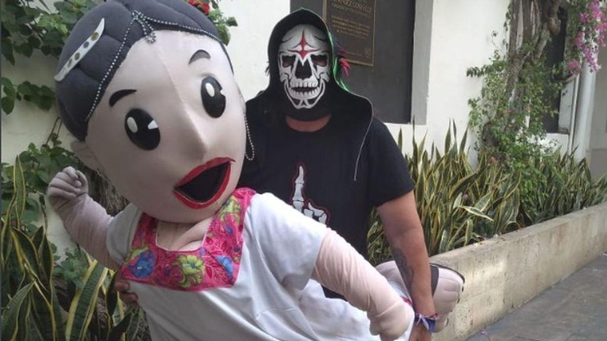 Muere a los 54 años el ídolo de la lucha libre mexicana Jesús Alfonso Escoboza Huerta, 'La Parka'