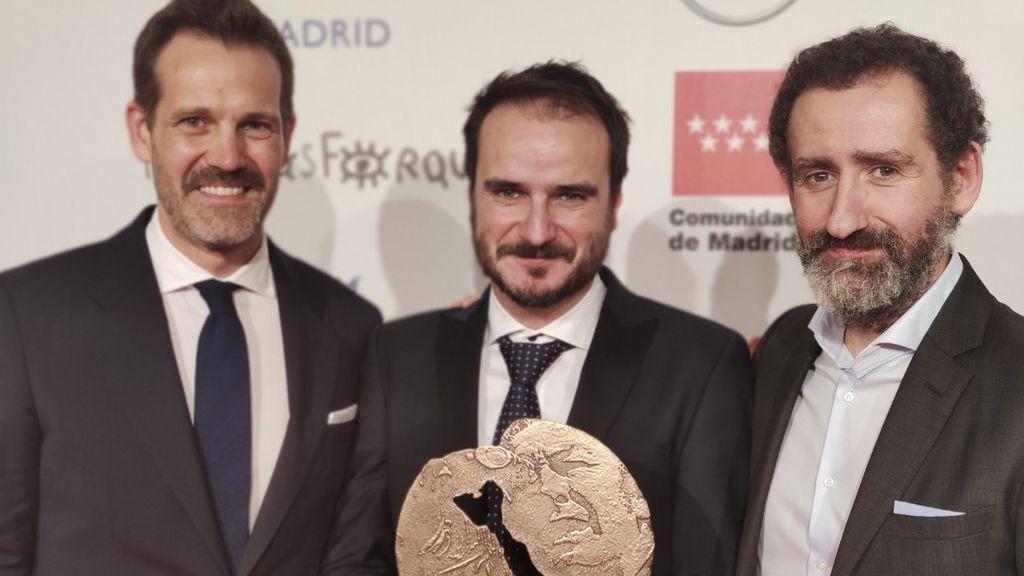 'La trinchera infinita': galardón a Mejor Película en los 25 Premios Forqué