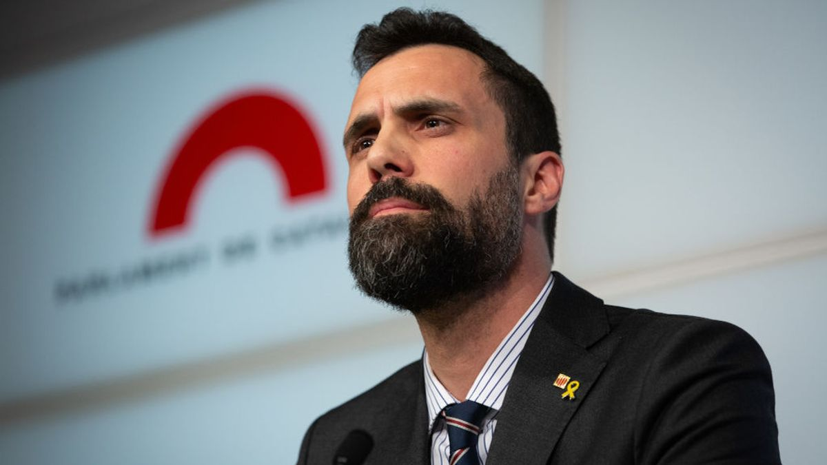 Torrent anuncia que el Parlament recurrirá al Tribunal Constitucional por la inhabilitación de Torra
