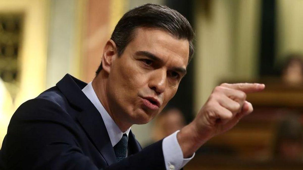 Sánchez hará una declaración institucional este domingo en Moncloa y una rueda de prensa el martes