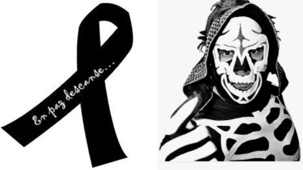 Fallece 'La Parka', histórico luchador, tras una caída hace tres meses de la que no se recuperó