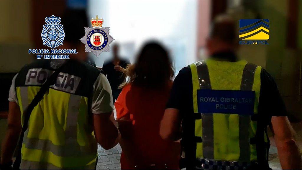 47 detenidos en una macro operación contra el tráfico de personas en Gibraltar y España