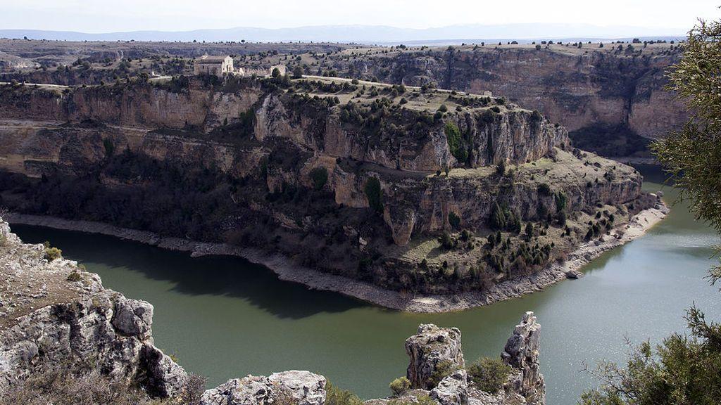 Hoces_de_río_Duratón_Ermita_de_San_Frutos_03