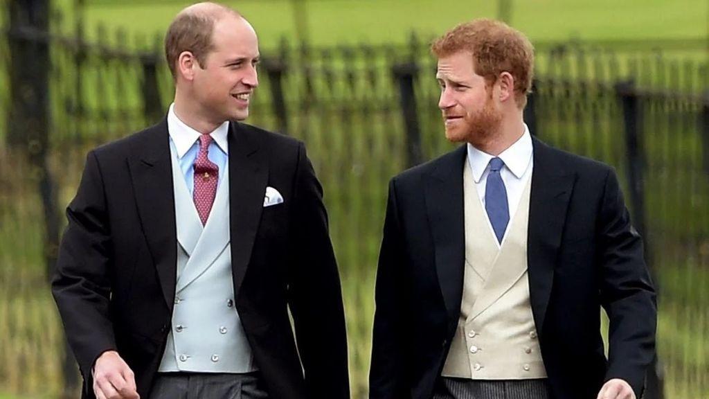 """El príncipe Williams, sobre la marcha de Harry Meghan: """"Apoyé a mi hermano toda la vida, no puedo hacerlo más"""""""