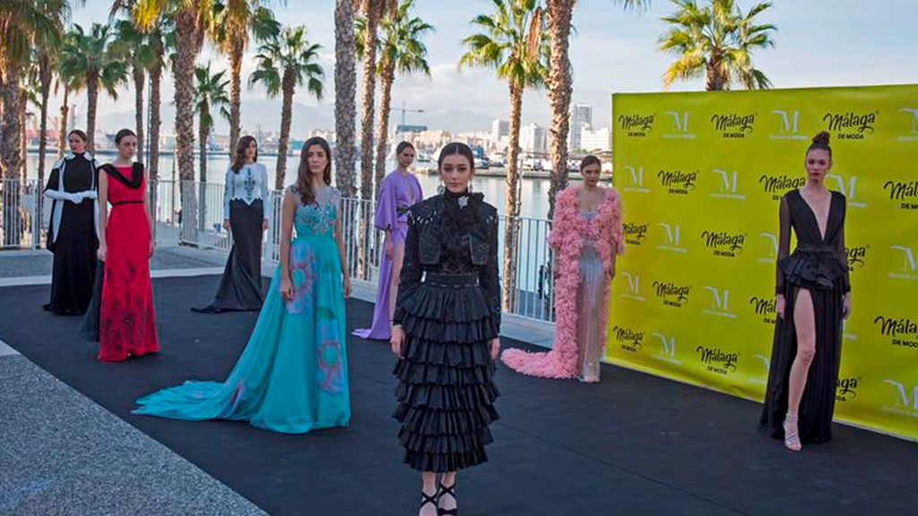 Un desfile de moda para empezar a celebrar los Goya