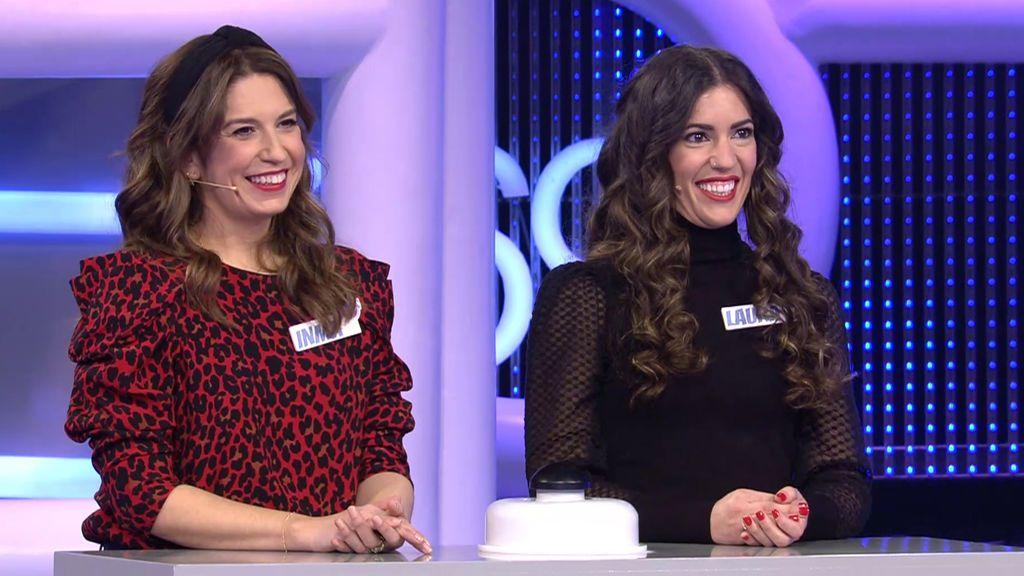 Inma y Laura El concurso del año Temporada 1 Programa 339