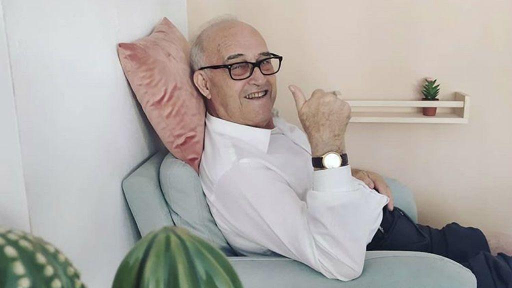 """Juan José Cañas, el abuelo 'youtuber' con 50.000 seguidores: """"los de mi edad están chapados a la antigua"""""""
