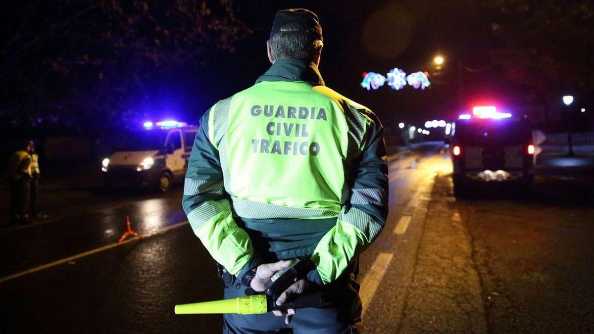 Cuatro heridos, dos de ellos menores, en una colisión múltiple entre varios vehículos en la A-4 en Córdoba