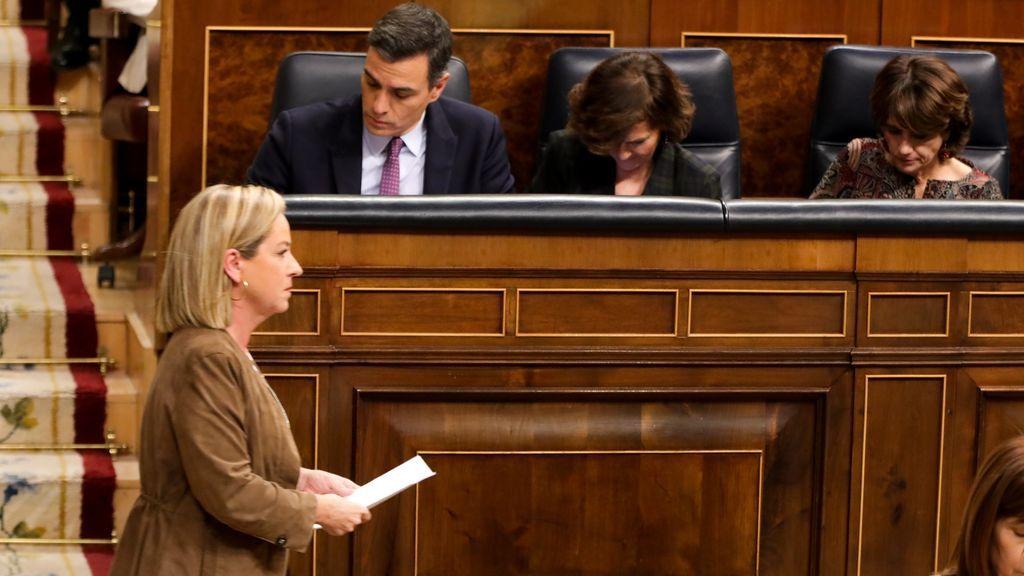 Coalición Canaria multa a Ana Oramas con 1.000 euros por indisciplina durante la investidura