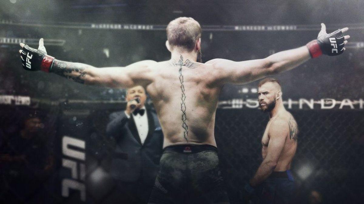 Conor McGregor ganará 4,5 millones de euros en su regreso: será la bolsa récord en la historia de la UFC