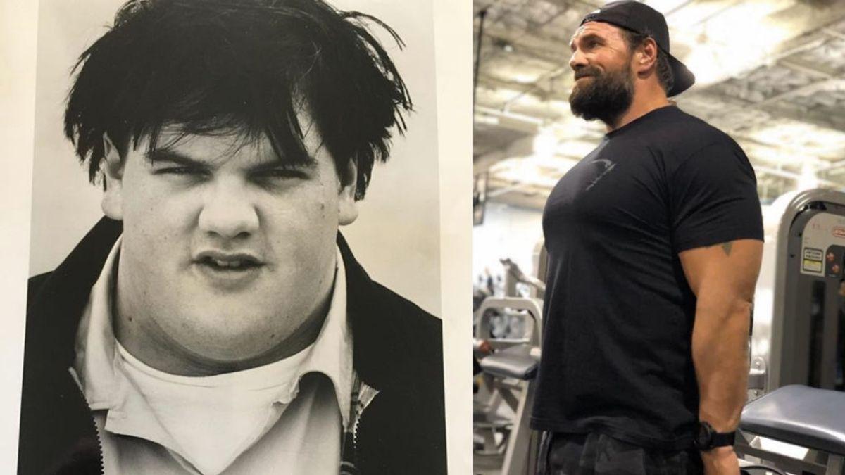 """La transformación física del actor Ethan Suplee tras perder más de 100 kilos: """"Ingería lo equivalente a tres comidas completas antes de irme a la cama"""""""