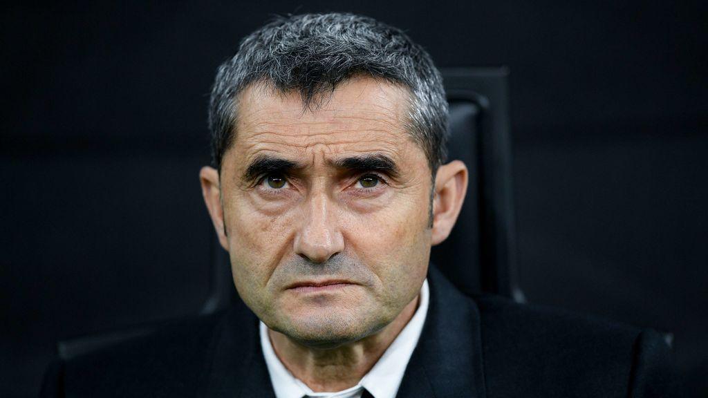 OFICIAL | Ernesto Valverde deja de ser entrenador del Barça: Setién será el elegido