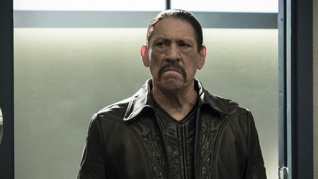Danny Trejo en 'The Flash'