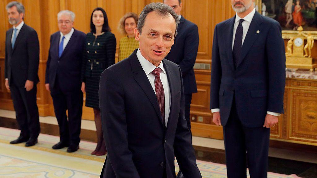 20200113-VIDA-PEDRO-DUQUE-MINISTROS-RETOCADA-EUROPAPRESS
