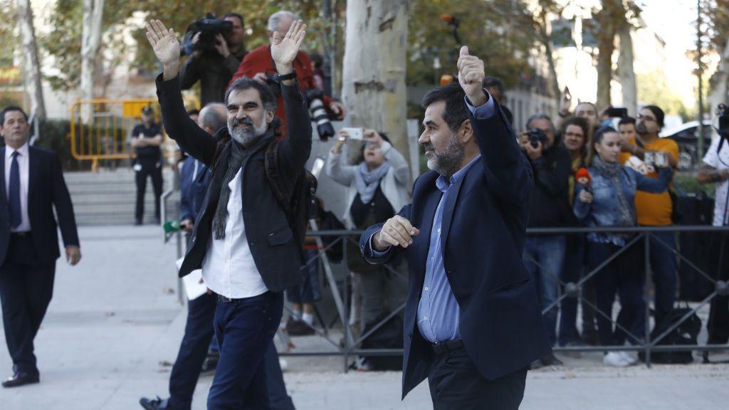 Los 'Jordis' pueden pedir permiso para salir de la cárcel desde hoy