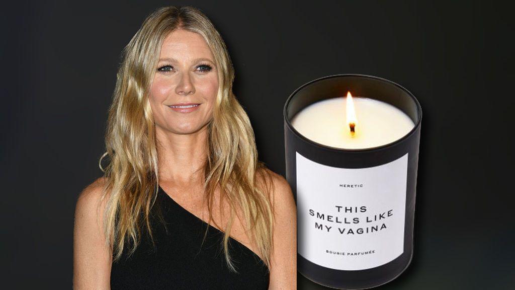 El negocio de Gwyneth Paltrow: la vela que huele a su vagina y su empresa de consejos