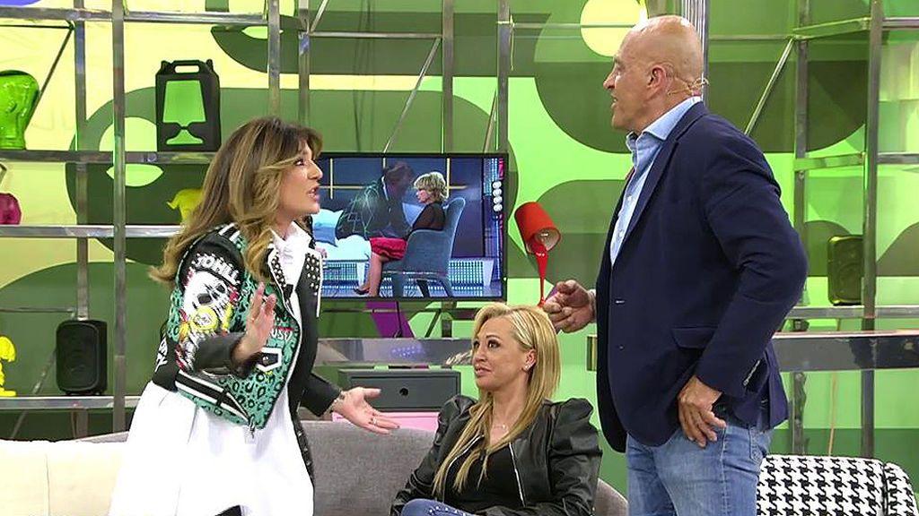 Kiko Matamoros estalla contra Raquel Bollo