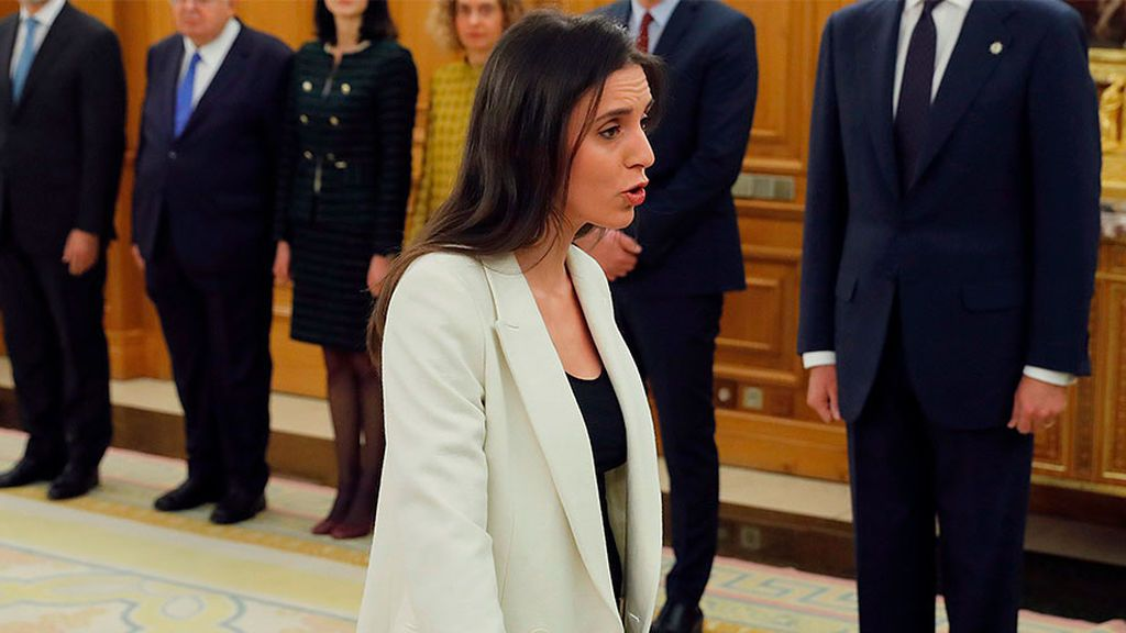 20200113-VIDA-IRENEMONTERO-MINISTROS-RETOCADA-EUROPAPRESS