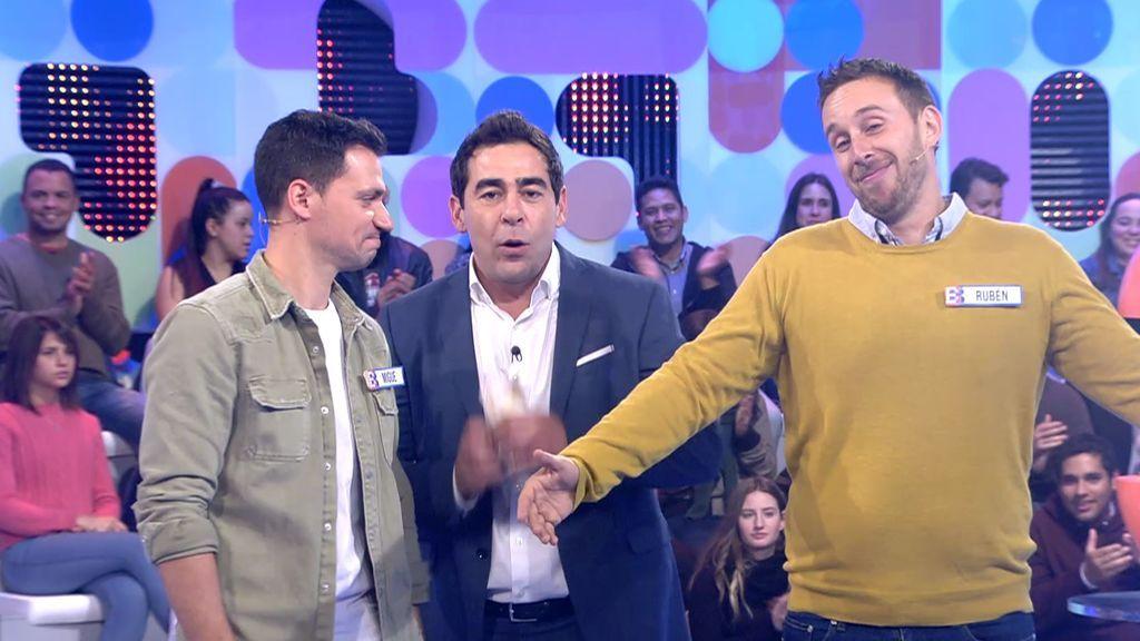 Rubén y Migue llegan a la final de 'El Bribón', pero se llevan un euro