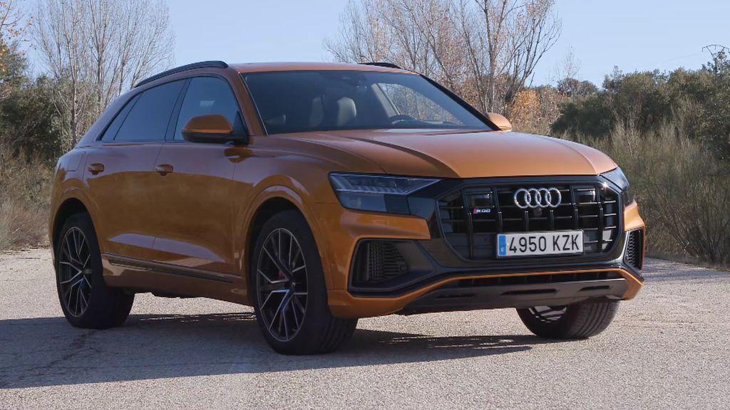 La prueba del Audi SQ8, el todocamino de 435 cv