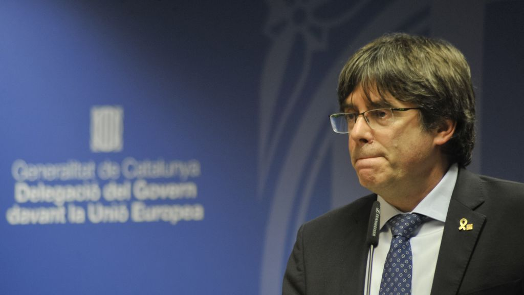 El Supremo pide formalmente a la Eurocámara que levante la inmunidad de Puigdemont
