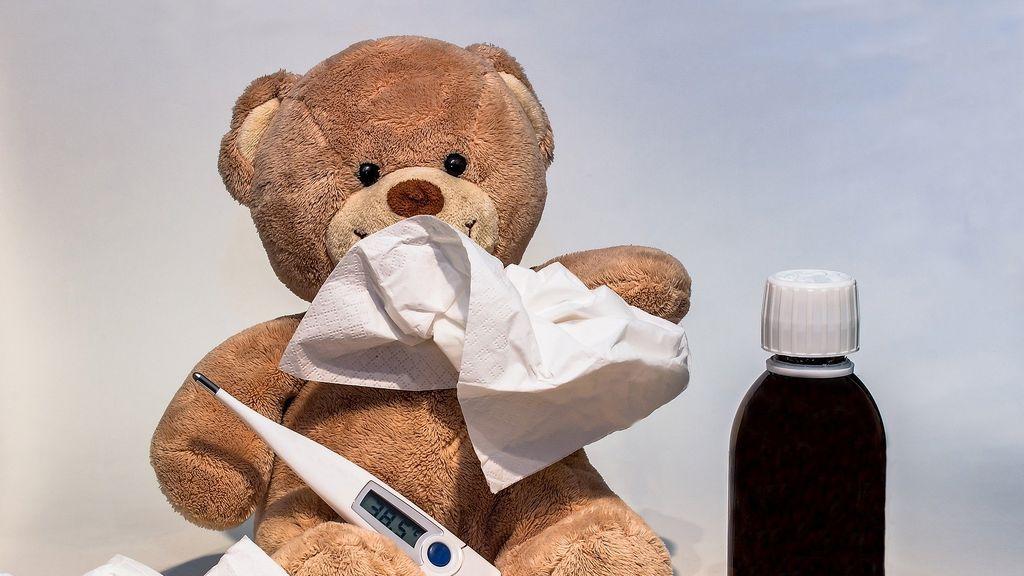 ¿Qué hacer cuando nuestros hijos tienen fiebre?