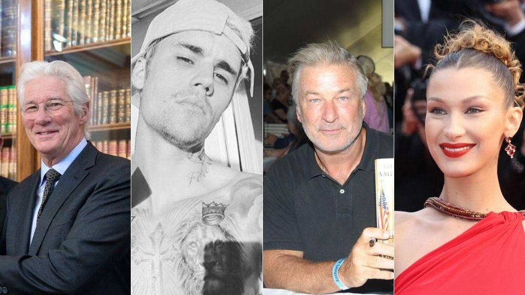 De Justin Bieber a Richard Gere: estos son los famosos que padecen la enfermedad de Lyme