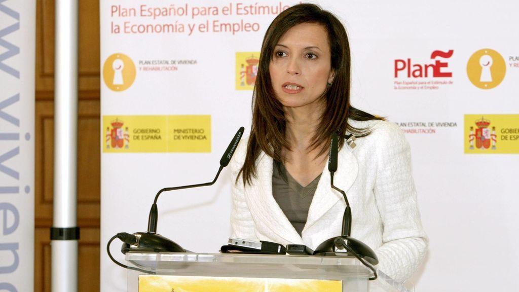 La exministra de Vivienda, Beatriz Corredor, deja su escaño por motivos personales
