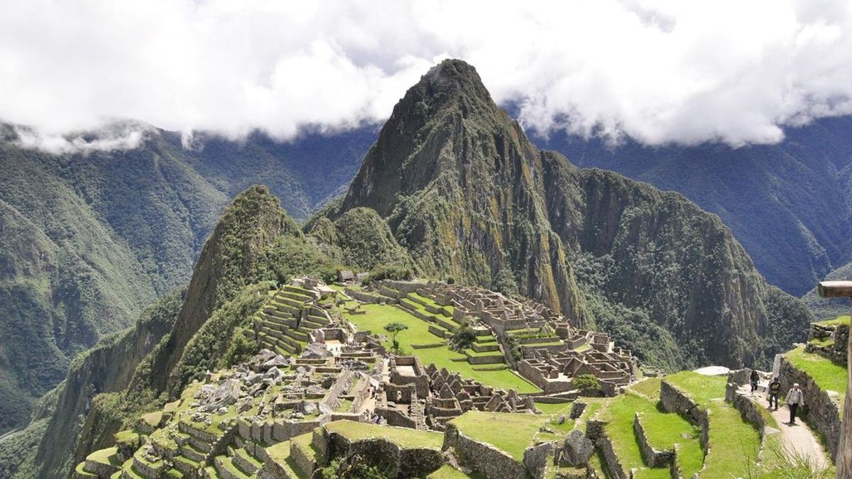 Son detenidos por defecar y realizar actos vandálicos en el Parque Arqueológico de Machu Picchu