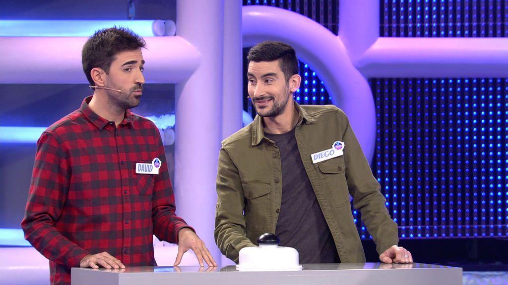 Diego y David El concurso del año Temporada 1 Programa 340