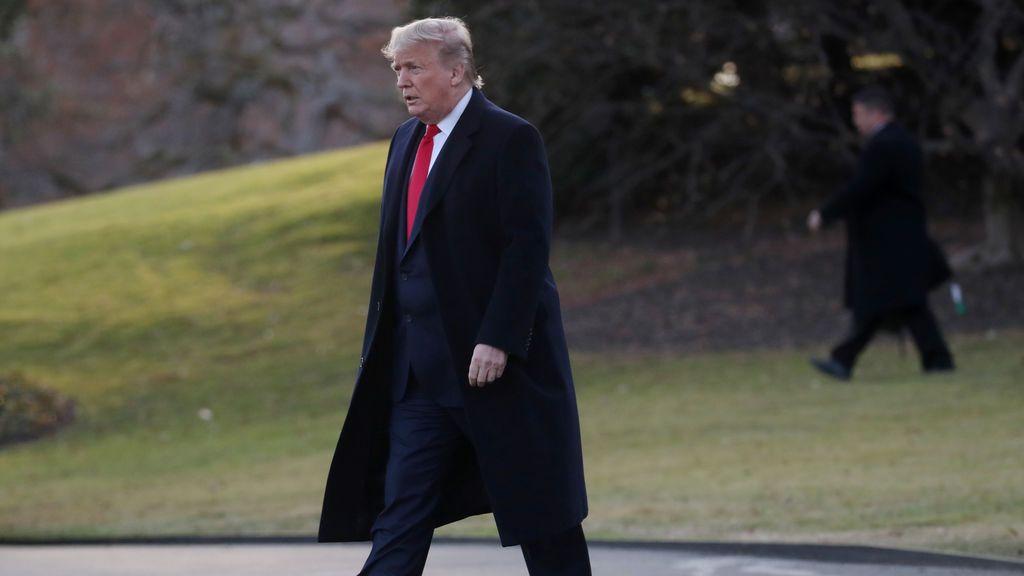 Trump defiende el asesinato de Soleimani