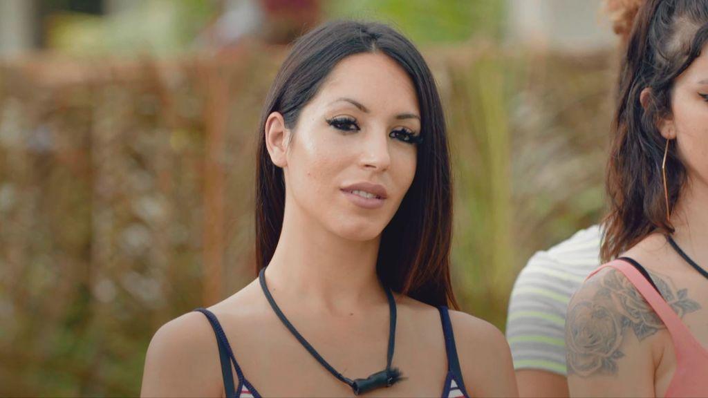 Melani Soler se convierte en la primera expulsada de 'La isla de las tentaciones'