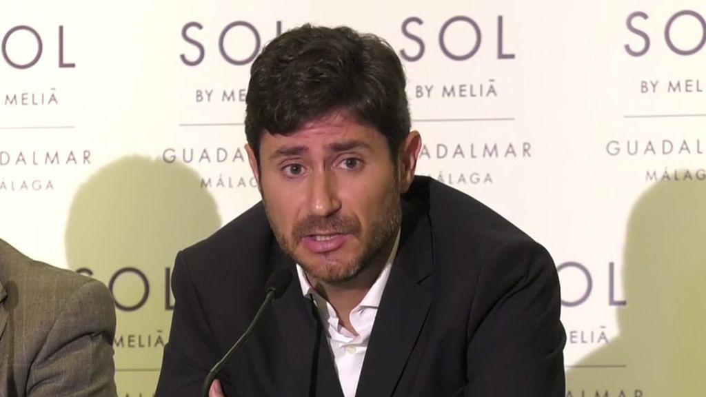 """Víctor Sánchez del Amo, sobre la extorsión: """"Hay gente que se quita la vida"""""""