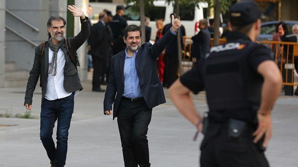 La Generalitat concede el permiso de 48 horas a los Jordis