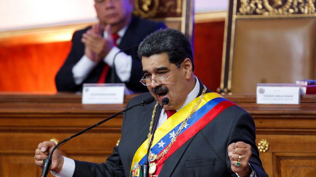 Maduro invita a la UE y a la ONU como observadores en las elecciones