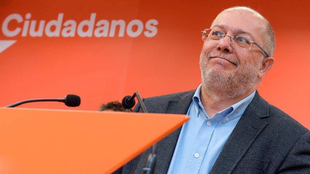 El 'crítico' Francisco Igea se plantea competir con Arrimadas por la Presidencia de Ciudadanos