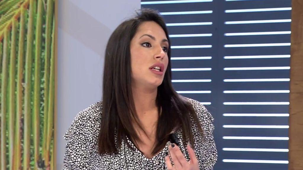 """Melani reconoce que quería """"hacerle la puñeta"""" a Fiama en 'La isla de las tentaciones'"""