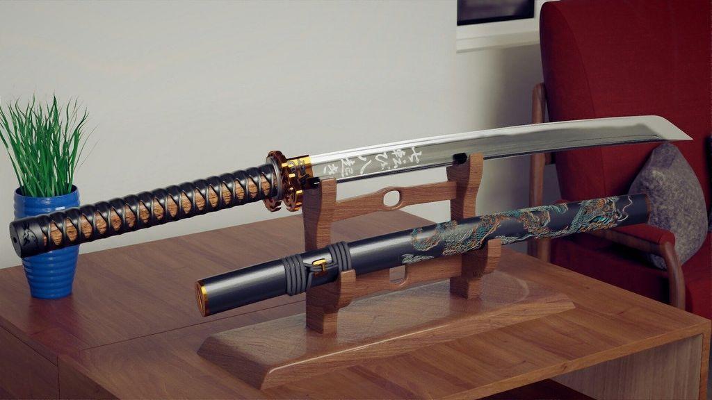 Un hombre de Kansas le pide al juez participar en una lucha de espadas con su exmujer