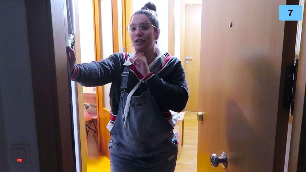 Alma Bollo enseña los rincones de su nueva casa y la habitación de su hija (1/2)
