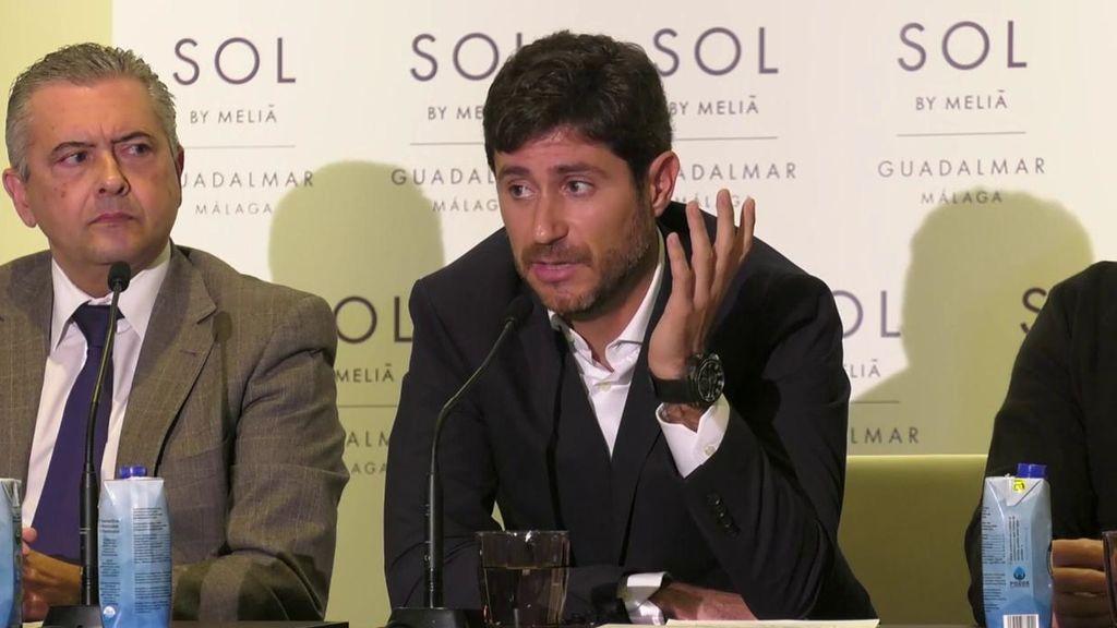 """Víctor Sánchez del Amo: """"Hablé con mis hijos y les dije que me alegraba que me hubiese pasado a mi, y no a ellos"""""""