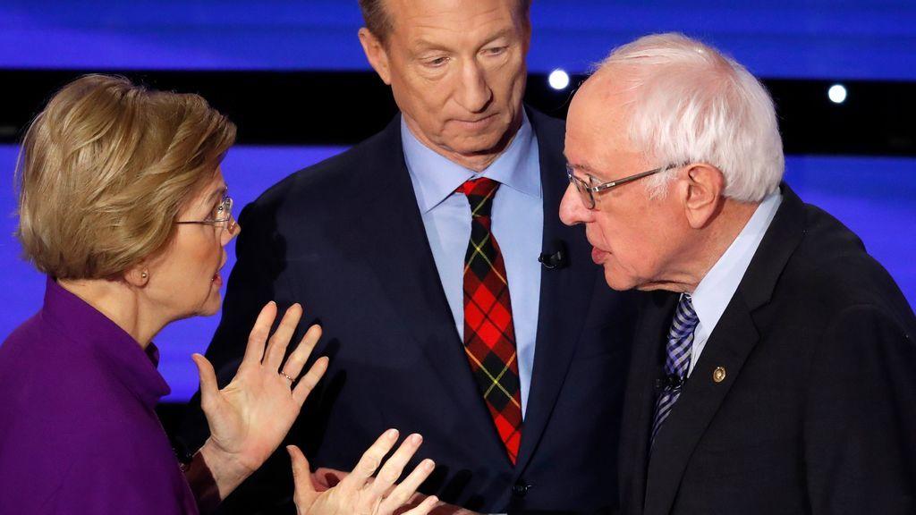 El último debate demócrata no despeja al candidato para enfrentarse a Trump
