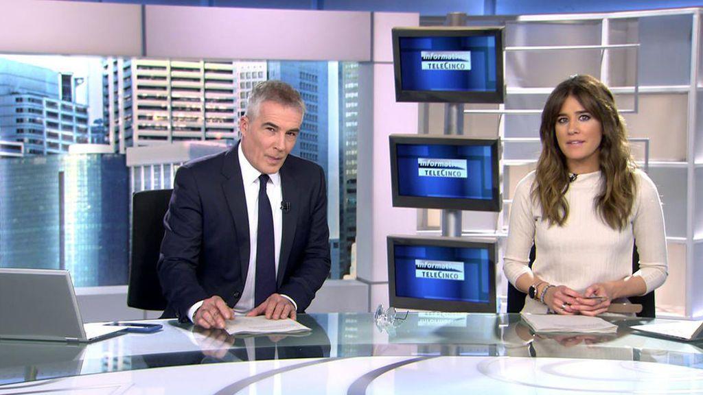 Informativos Telecinco 2020 Mediodía 14/01/2020