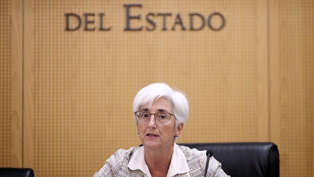 El cese de la fiscal general del Estado, María José Segarra, ya es oficial