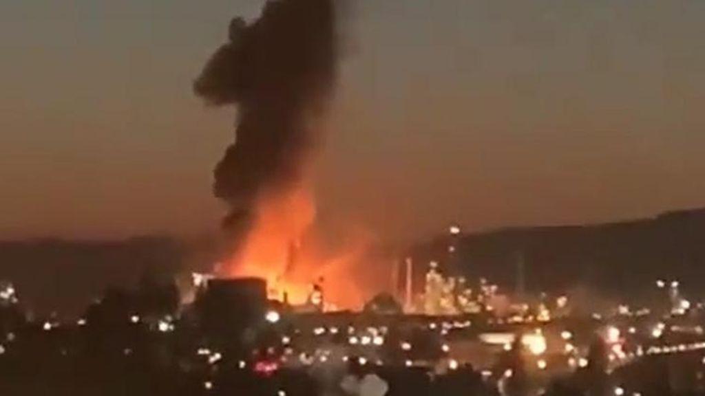 Ya son tres los muertos por la explosión de la planta petroquímica de Tarragona