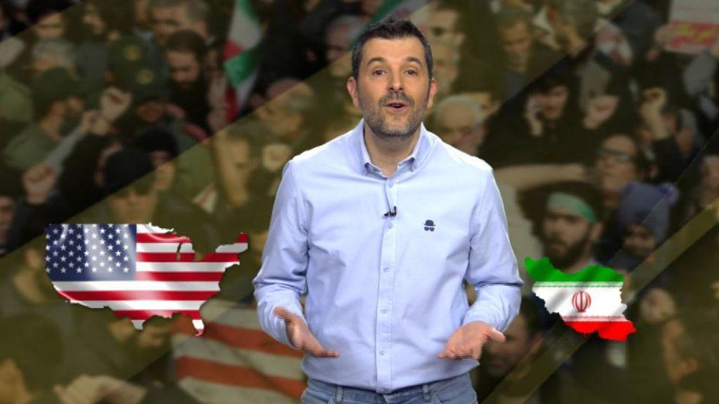 Por qué se odian Estados Unidos e Irán