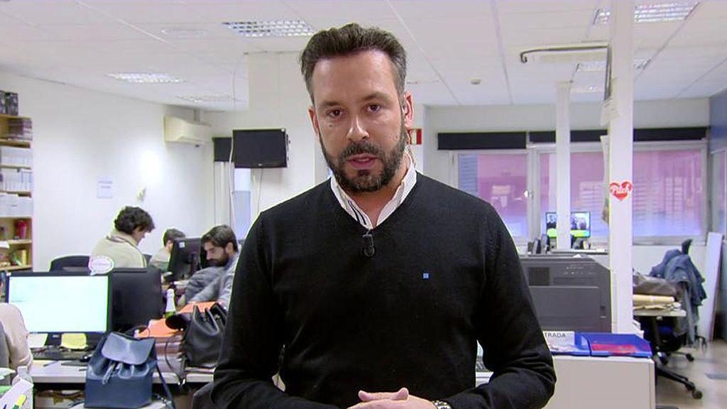 Kike Calleja aclara la polémica acerca de la exclusiva de Carmen Borrego