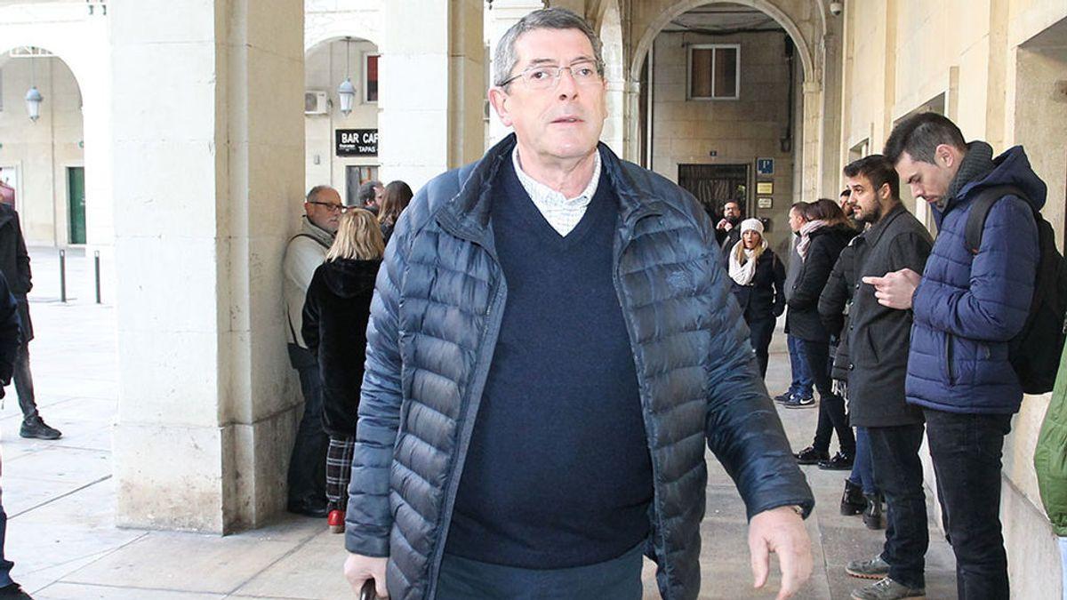 Juan Cano, uno de los acusados por el asesinato del alcalde de Polop en 2007, acusa de manipulación a la Guardia Civil