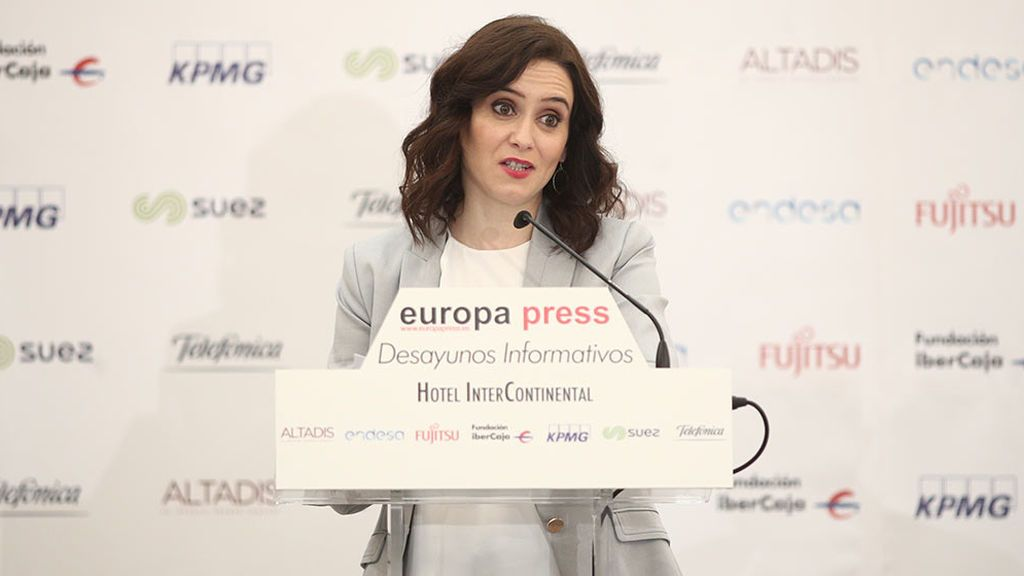 Díaz Ayuso asegura que 'irá' a por el Mobile World Congress