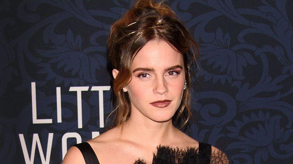 """Emma Watson da una lección de ecología: """"Nuestro vestuario tiene un impacto en el planeta y el clima"""""""
